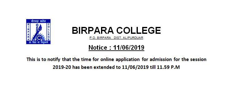 Birpara College